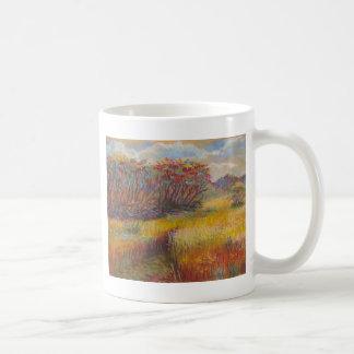 秋のSumac分野 コーヒーマグカップ
