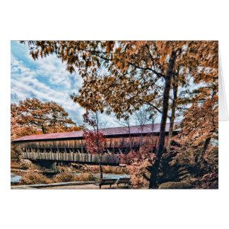 秋カードのために着席させる カード