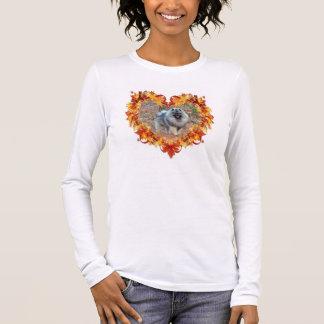秋キース2 長袖Tシャツ