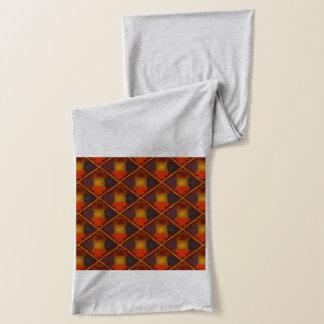 秋パターン スカーフ