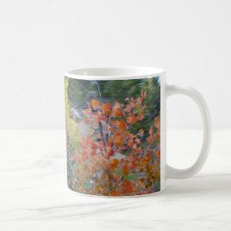 秋場面 コーヒーマグカップ