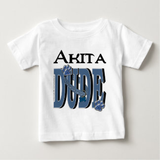 秋田の男 ベビーTシャツ