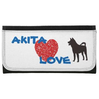 秋田犬財布
