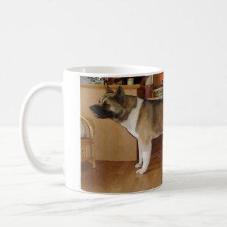 秋田 コーヒーマグカップ