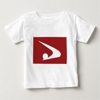 秋田 ベビーTシャツ