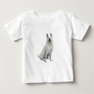 秋田-白 ベビーTシャツ