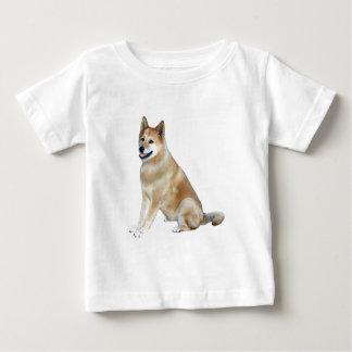 秋田(秋田Inu) (169) ベビーTシャツ