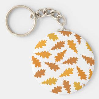 秋葉のパターン キーホルダー