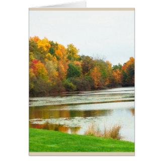 秋 カード