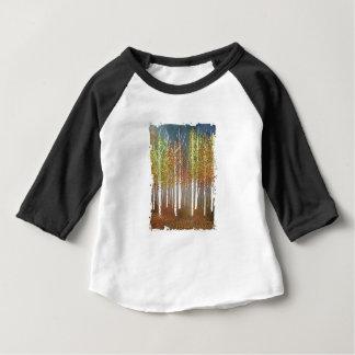 秋 ベビーTシャツ