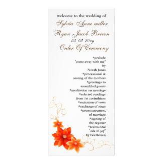 秋|結婚|プログラム パーソナライズラックカード