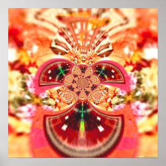 秋#2bの色 ポスター