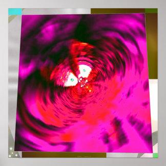 秋#3aの色 ポスター