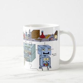 科学がいかに働くか-コーヒー・マグ コーヒーマグカップ