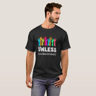 科学のための行進 Tシャツ
