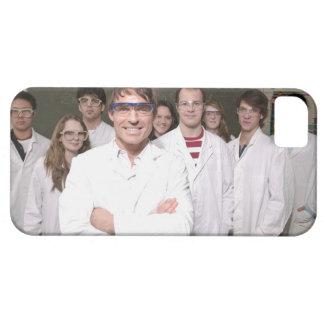 科学のクラスの学生を持つ先生 iPhone SE/5/5s ケース