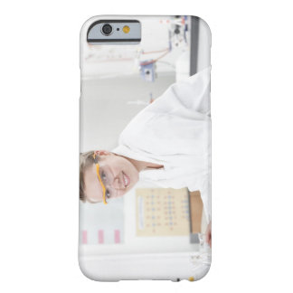 科学のレッスンの生徒 BARELY THERE iPhone 6 ケース