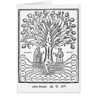 科学の木 カード