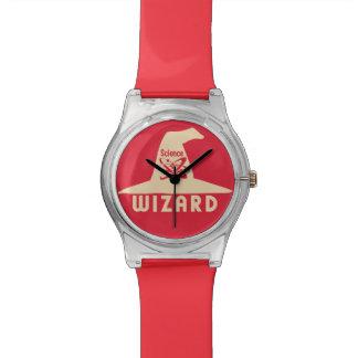 科学の魔法使いのカスタムの腕時計 腕時計