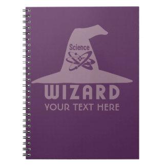 科学の魔法使いのカスタムのnotrbook ノートブック