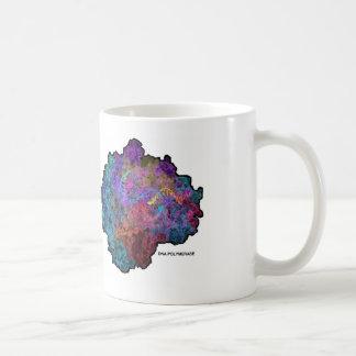 科学のDnaポリメラーゼのマグ コーヒーマグカップ