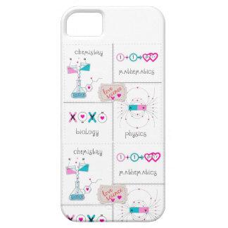 科学のiphone愛 iPhone SE/5/5s ケース