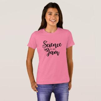 科学は私の込み合いの子供のワイシャツです Tシャツ