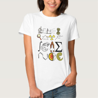 科学を祝って下さい Tシャツ