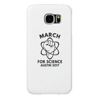 科学オースティンのための3月 SAMSUNG GALAXY S6 ケース