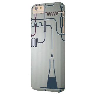 科学化学 スキニー iPhone 6 PLUS ケース
