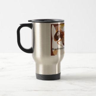 科学的な蟻のコーヒー・マグ トラベルマグ