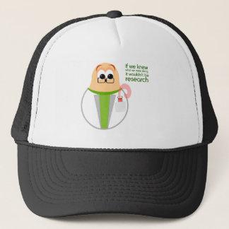 科学研究所の研究者の帽子 キャップ
