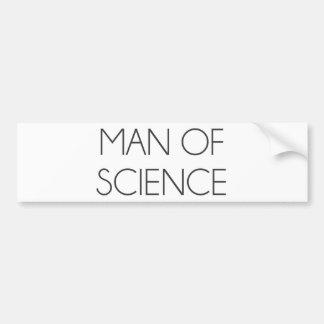 科学者 バンパーステッカー