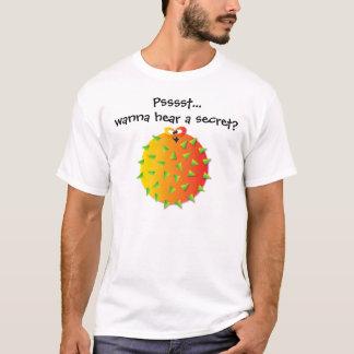 秘密のフグ Tシャツ