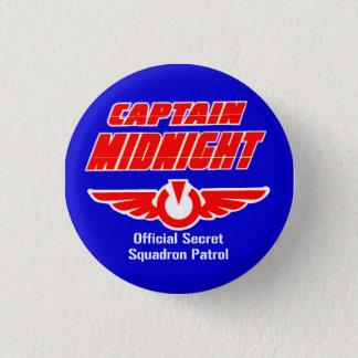 秘密の艦隊ボタン 3.2CM 丸型バッジ