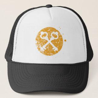 秘密の記号の帽子 キャップ