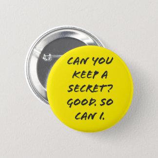 秘密ボタン 缶バッジ