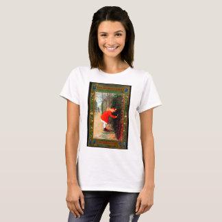 秘密庭の表紙 Tシャツ