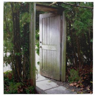 秘密庭1 ナプキンクロス