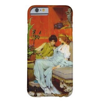 秘密1869年の共有 BARELY THERE iPhone 6 ケース