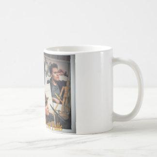 秘法コーヒー・マグの人はころびます コーヒーマグカップ