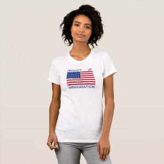 移住のTシャツのプロダクト Tシャツ