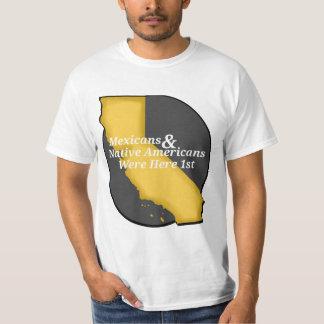移住へのいいえ Tシャツ