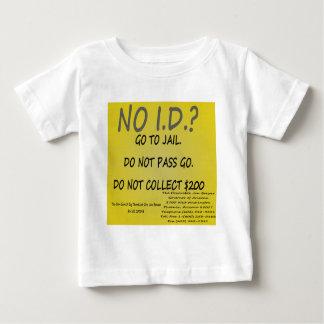 移住改良 ベビーTシャツ