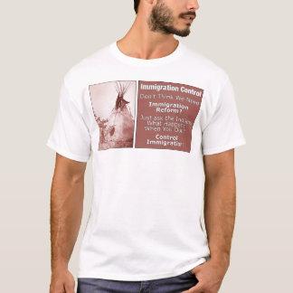 移住改良V2 Tシャツ