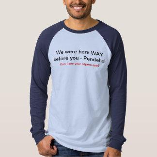 移住 Tシャツ