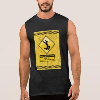 移動を破裂させているダンサーのためのダンスの地帯の前方腕時計! 袖なしシャツ