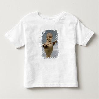 移動可能な腕(粘土)を搭載するカノプス壺 トドラーTシャツ