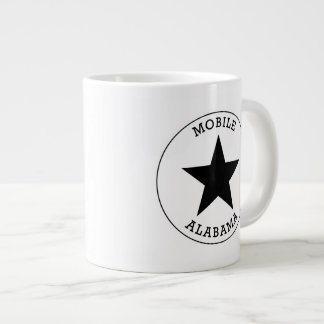 移動式アラバマ ジャンボコーヒーマグカップ