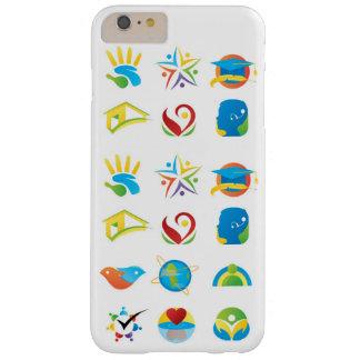 移動式ポッドの非常に特有で魅力的なデザイン BARELY THERE iPhone 6 PLUS ケース